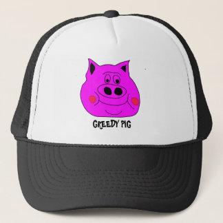 GREEDY PIG HAT