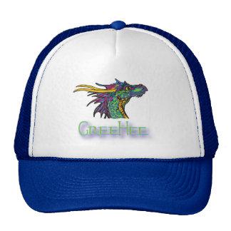 GreeHee The Deep Thinking Dragon Cap