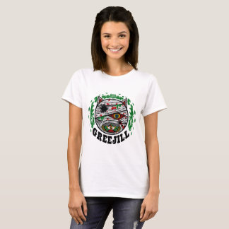 GREEJILL Women's T-shirt