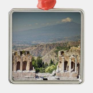 Greek Amphitheatre Christmas Ornament