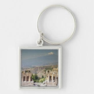 Greek Amphitheatre Key Chains