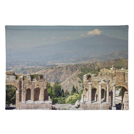 Greek Amphitheatre Place Mats