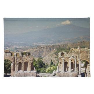Greek Amphitheatre Placemat