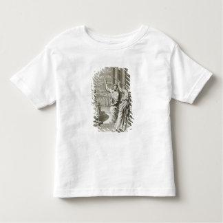 Greek Astronomer Studying the Stars, illustration Toddler T-Shirt