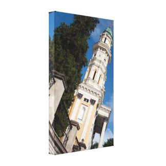 Greek Catholic Cathedral Canvas Prints