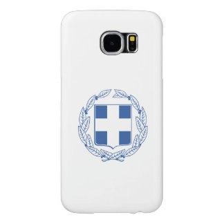 Greek coat of arms samsung galaxy s6 cases