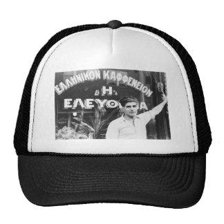 Greek Coffee Shop Owner 1937 Trucker Hat
