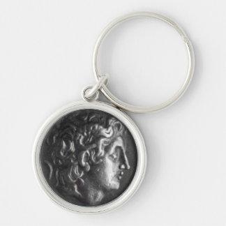 Greek Coin Key Chains