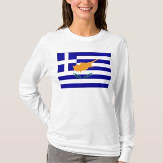 Greek Cyprus Flag T-Shirt