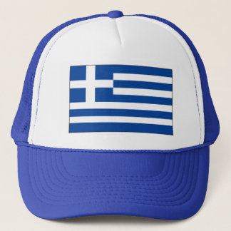 Greek Flag Hat - Proud to Be Greek !