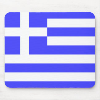 Greek Flag Mouse Mat