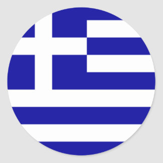 Greek Flag Sticker
