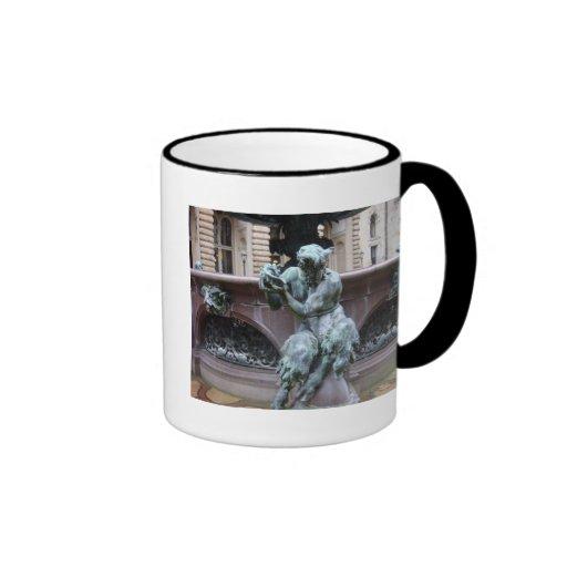 Greek God Pan Mug