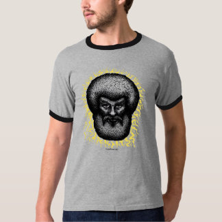 Greek God Zeus graphic art cool t-shirt design