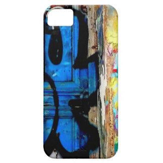 Greek graffiti door. case for the iPhone 5