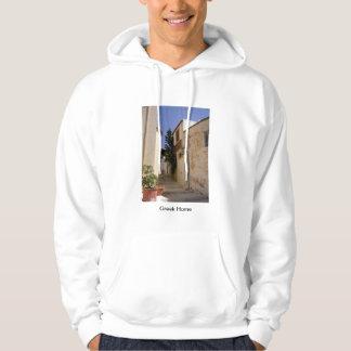 Greek Home Hooded Sweatshirts