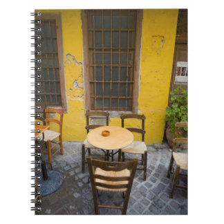 Greek Island of Crete and old town of Chania 3 Notebooks
