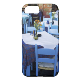 Greek Island of Crete and old town of Chania iPhone 8/7 Case