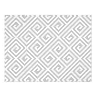 Greek Key Pattern Custom Flyer
