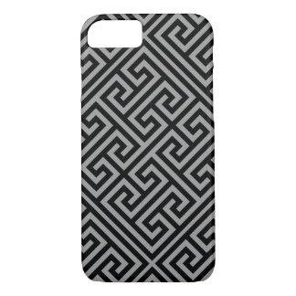Greek Key Pattern iPhone 8/7 Case