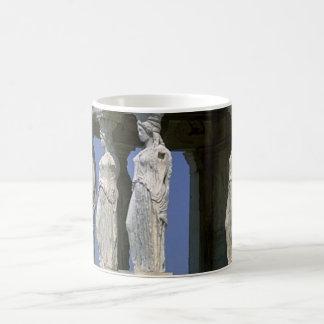 Greek Ladies Basic White Mug