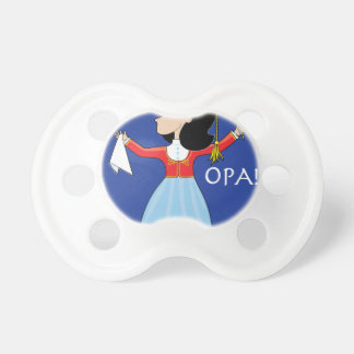 Greek Lady Dancing Pacifiers