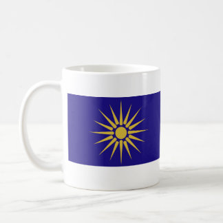 Greek Macedonia, Greece Coffee Mug