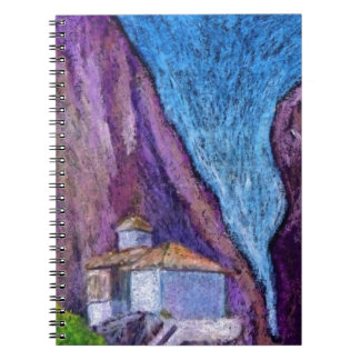 Greek Monastery Notebooks