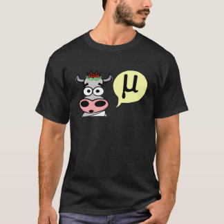 Greek Moo Cow T-Shirt