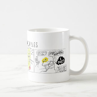 Greek Myth Comix Achilles pt 1 the myth Mug