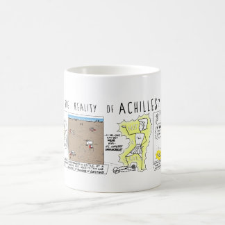 Greek Myth Comix Achilles pt 2 the reality Mug