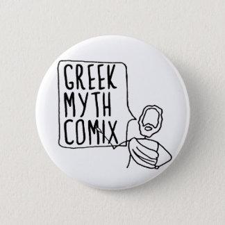 Greek Myth Comix logo button badge