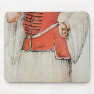 Greek or Turkish woman Mouse Mat