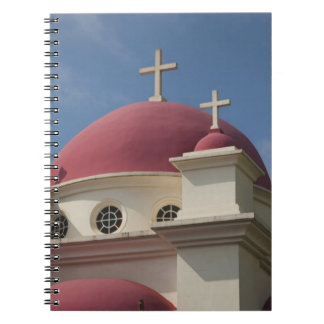 Greek Orthodox Monastery 2 Notebook