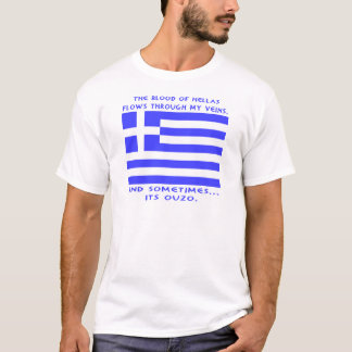 Greek Ouzo T-Shirt
