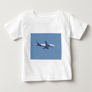Greek Passenger Jet Baby T-Shirt