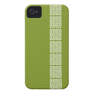 Greek Pattern Blackberry Bold case, customizable iPhone 4 Case-Mate Cases