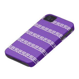 Greek Pattern Blackberry Bold case, customizable iPhone 4 Covers