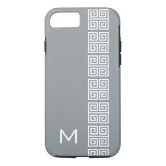Greek Pattern custom monogram phone cases