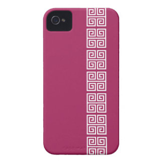Greek Pattern iPhone 4 Case-Mate, customizable Case-Mate iPhone 4 Cases