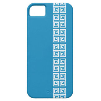 Greek Pattern iPhone 5 Case-Mate, customizable Barely There iPhone 5 Case