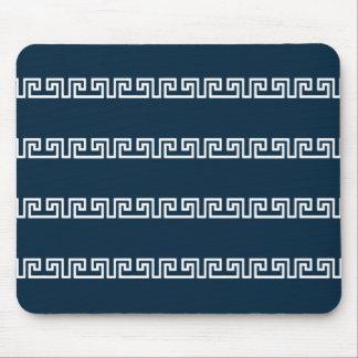 Greek Pattern mousepad, customizable Mouse Mat