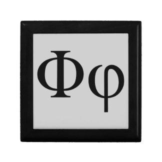 Greek Phi Gift Box