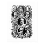 Greek Philosophers Postcards