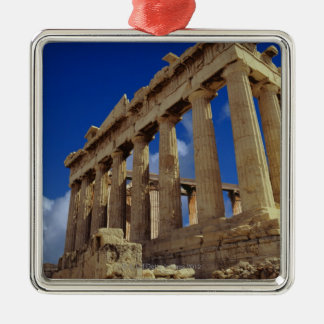 Greek ruins, Acropolis, Greece Christmas Ornament
