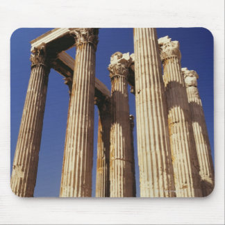Greek ruins, Athens, Greece Mouse Mat