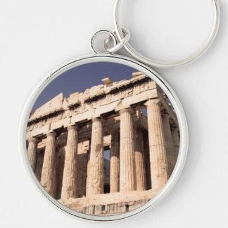 Greek Ruins Keychain