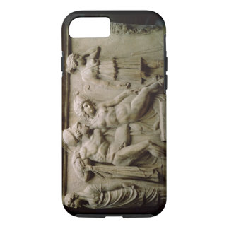 Greek Sarcophagus with a Scene showing the Battle iPhone 7 Case