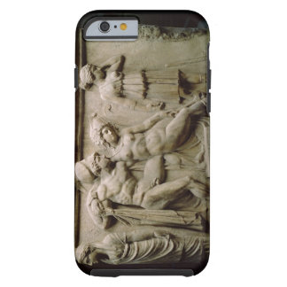 Greek Sarcophagus with a Scene showing the Battle Tough iPhone 6 Case