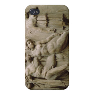 Greek Sarcophagus with a Scene showing the Ble iPhone 4/4S Covers